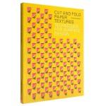 英文原版 切割和折叠 纸张纹理:曲面设计技术 Cut and Fold Paper Textures: Techniq