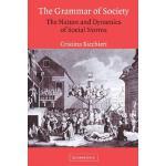 【预订】The Grammar of Society: The Nature and Dynamics of Soci