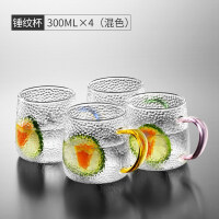 【支持礼品卡】玻璃杯套装透明水壶水具凉水杯创意耐热茶杯杯子水壶冷水壶家用1sf