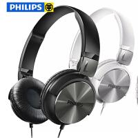 Philips/飞利浦 SHL3165 游戏运动DJ监听头戴式耳机 重低音麦克风  收纳方便 HIFI级别