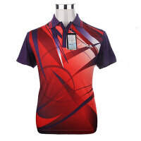 STIGA斯蒂卡 乒乓服装 比赛服男女运动短袖上衣 CA-23171