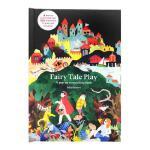 英文原版 Fairy Tale Play: A pop-up storytelling book童话剧本童话故事儿童英