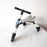 免安装可折叠学步车儿童车三轮车滑行车宝宝玩具车螳螂车溜溜车