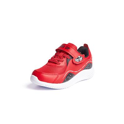 安踏(ANTA)官方旗舰店童鞋男小童跑鞋儿童运动鞋31819902