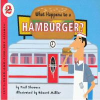 What Happens to a Hamburger? (Let's Read and Find Out) 自然科学