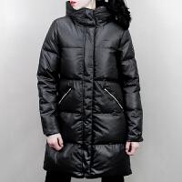 Adidas阿迪达斯 女子 保暖连帽羽绒服 运动外套 BP6537