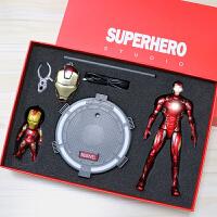 漫威礼盒 正版钢铁侠玩具公仔复仇者联盟4周边礼物手办模型蜘蛛侠
