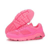 李宁女子半掌气垫复古跑鞋BubbleAce休闲运动鞋ARCL046