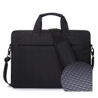【优选】索尼联想电脑包13寸15.5寸男女士笔记本电脑包手提单肩包