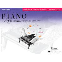 Piano Adventures: Primer Level: Technique & Artistry Book (