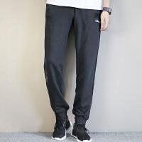 Adidas阿迪达斯 三叶草 男子 运动长裤 针织休闲长裤CD1725