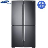 Samsung/三星RF65M9371M1/SC韩国原装进口品式无霜三循环金属QR匀冷十字四门4+1手机互联智能冰箱