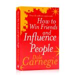 人性的弱点 英文原版 How to Win Friends and Influence People 卡耐基 自我教育