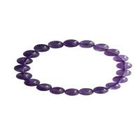 天然紫水晶手串