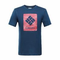 秒杀哥伦比亚(Columbia)T恤 2019春夏新品户外经典舒适面料吸湿T恤 AE0734 XX