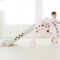 加厚宝宝滑滑梯户外小孩玩具幼儿园加长小型滑梯儿童室内家用组合h6n