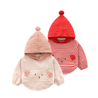 婴儿童装套头卫衣春秋装潮男女宝宝6个月秋款衣服