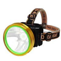 锂电池强光亮头灯 聚光远射充电夜钓头戴式手电筒钓鱼灯led矿灯