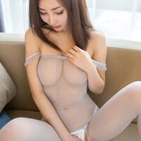 女开档露乳激情套装性感透明丝袜连体袜极度诱惑sm骚 均码