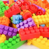 【支持礼品卡】儿童益智玩具环保无毛刺启蒙百变DIY拼插拼装积木 g5j