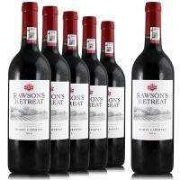 澳大利亚进口红酒 奔富洛神山庄设拉子赤霞珠红葡萄酒 750ml*6整箱