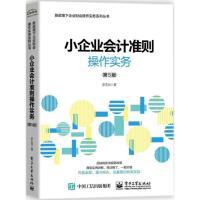 小企业会计准则操作实务(第5版) 电子工业出版社