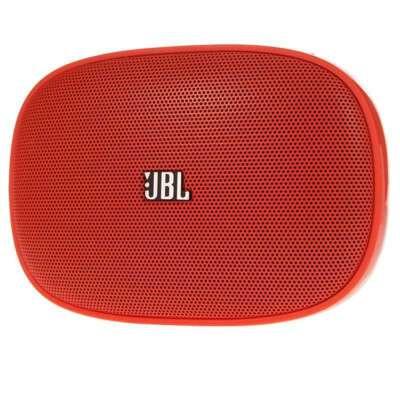 JBL SD-11 迷你便携插卡音箱 户外骑行 多功能低音音响 收音机 FM收音机功能 播放器全国联保 即插即播 操作简单 便携