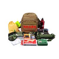 户外应急包 民防应急箱 急救包 救援防灾 便携救援包救生包 ZA40001套装