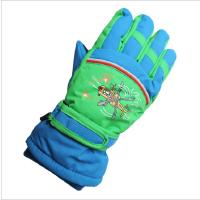 儿童滑雪手套\滑冰男孩女孩加厚滑雪手套户外保暖防寒手套SN2619