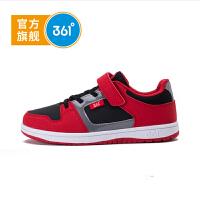 【领券2.5折价:64.8】361度童鞋男童鞋儿童滑板鞋秋季儿童运动鞋K71812706