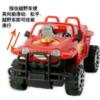 儿童玩具批发创意惯性越野车仿真汽车模型 玩具批发 地摊货