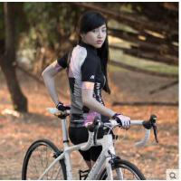 户外自行车骑行短袖公路车山地车服装服防晒骑行上衣女款