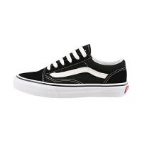 【网易考拉】Vans 范斯 黑色经典黑白运动鞋VN000W9T6BT