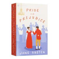 Pride and Prejudice 傲慢与偏见 英文原版小说 简奥斯汀Jane Austen 傲慢和偏见全英文版正版