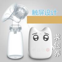 【支持�Y品卡】��游�奶器孕�a�D吸乳�D奶器吸力大自�赢a后拔奶催乳器h5t