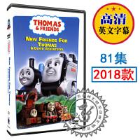 托马斯和他的朋友们 thomas and friends 英文动画片高清英文字幕