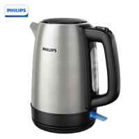 飞利浦(PHILIPS)电水壶热水壶电热水壶不锈钢1.7L防干烧烧水壶 HD9350