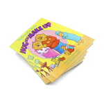 Berenstain Bears Hug and Make Up贝贝熊:抱抱别生气