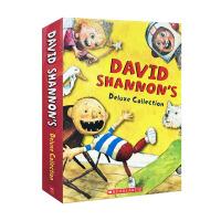 【英文原版】David's Collection1+2 大卫・香农系列 1+2合辑
