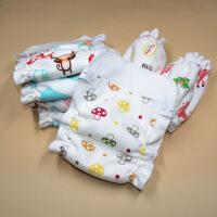 5条 婴儿尿布裤纯棉新生儿防水透气宝宝尿布兜可洗夏季防漏布尿裤