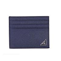 【网易考拉】PRADA 普拉达 男士 三角logo卡包