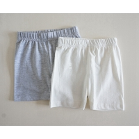 夏日精梳棉女童内裤 平角裤 搭配裙裙的三分裤~~防走光底裤