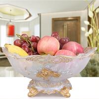 七夕礼物 欧式创意干果盘家用客厅家居装饰品水果盘收纳盘子简约时尚摆件