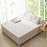 晚歌慢回弹立体床垫学生床单人床双人床可定制特殊尺寸