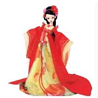 手工古装新娘唐韵佳人10关节体儿童礼物洋娃娃