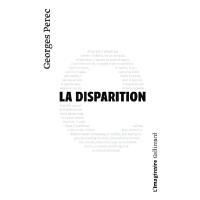 【法语原版】消失 La Disparition? 乔治・佩雷克 消失的e 全书没有一个字母e 进口法语书