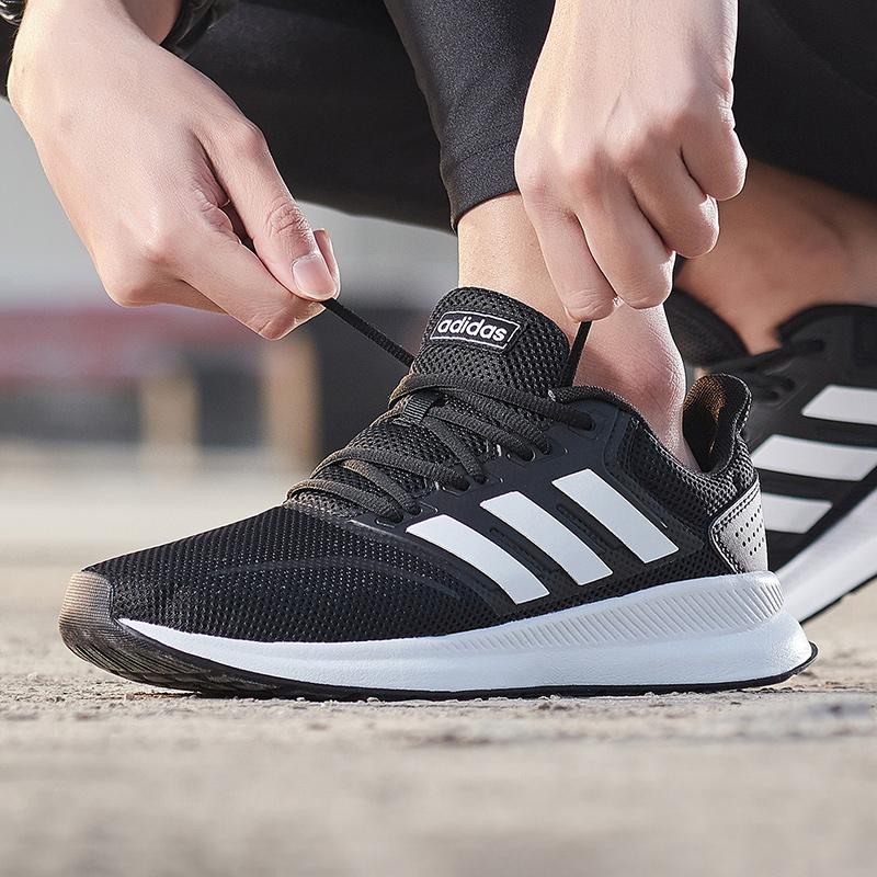 adidas阿迪达斯男跑步鞋2019新款FALCON休闲运动服F36199 活力出游!满199-10!满300-40!满600-80!