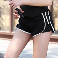 运动短裤女假两件防走光夏季2018新款健身裤速干透气瑜伽裤跑步裤