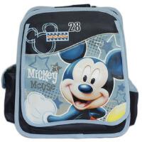 当当自营富乐梦 Disney迪士尼 小学生书包 米奇儿童书包 深蓝 CL-M0348D