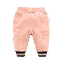 女宝宝春装2018新款打底裤长裤2婴儿童4女童5岁3个月时尚裤子春秋